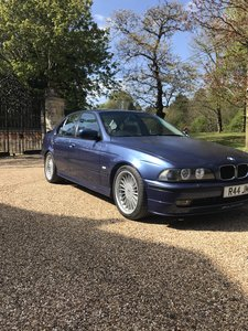 Picture of 1999 Bmw Alpina B10