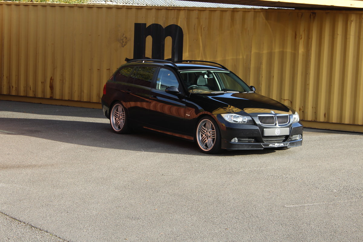 2006 BMW Alpina D3 TOURING FSH For Sale (picture 1 of 6)
