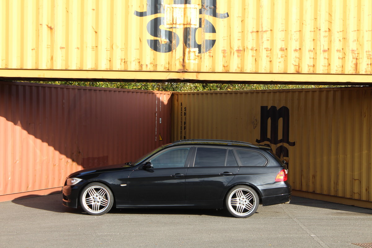 2006 BMW Alpina D3 TOURING FSH For Sale (picture 4 of 6)