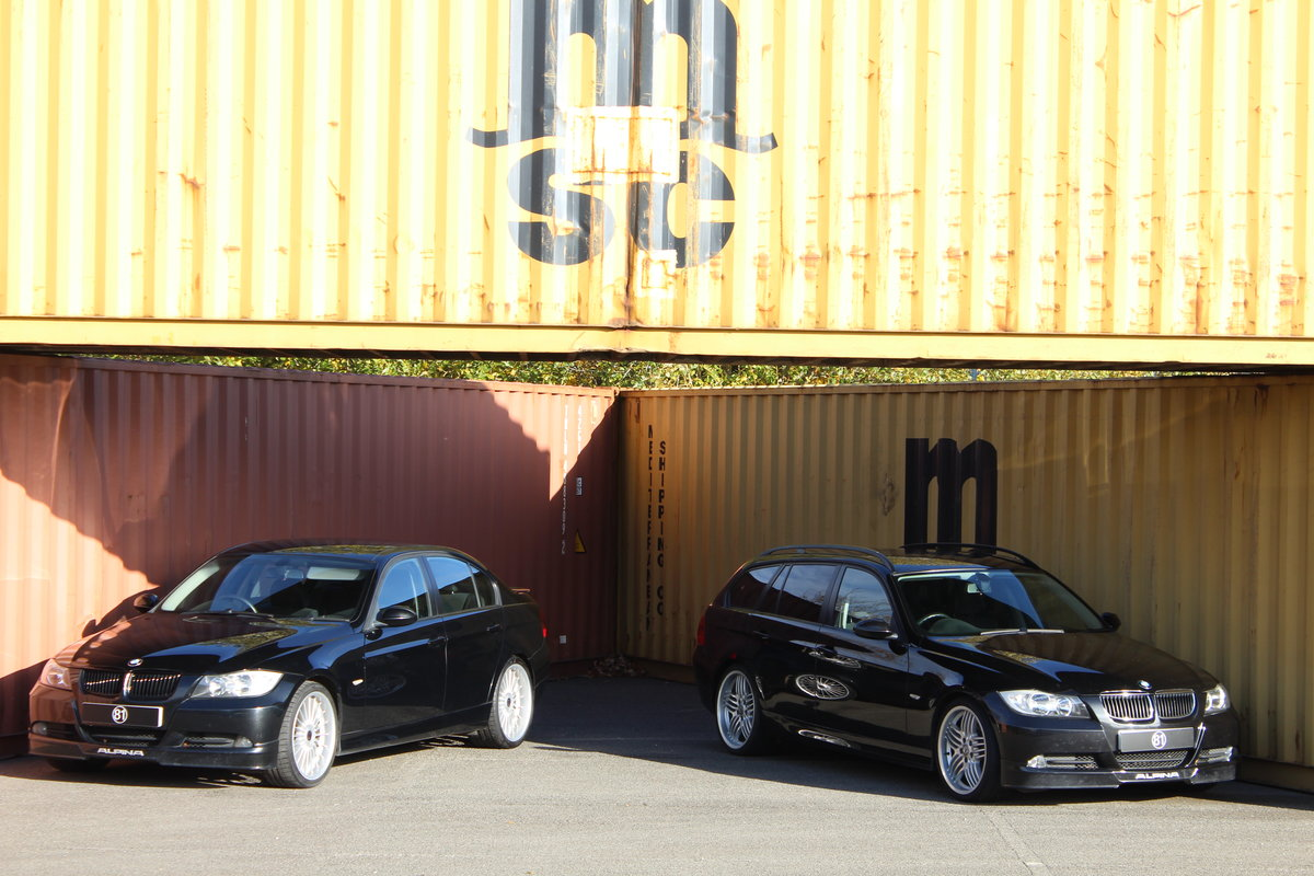 2006 BMW Alpina D3 TOURING FSH For Sale (picture 6 of 6)