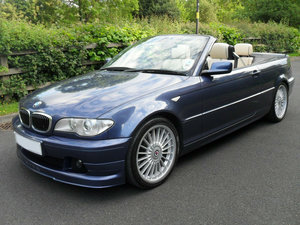 Picture of 2004 BMW Alpina B3 'S' Switchtronic Convertible For Sale by Auction