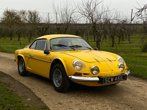 1973 Alpine-Renault A110 V85, French built For Sale