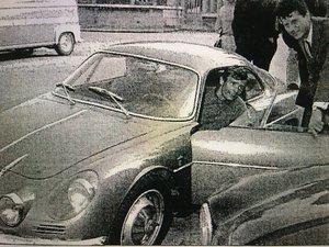 1967 ALPINE RENAULT 1500 Ex works For Sale