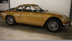 1975 Renault Alpine A110 V85 état d'origine For Sale