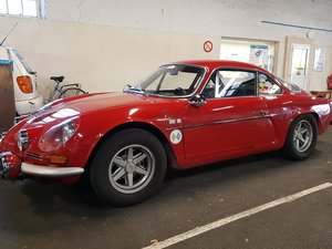 1971 Alpine 1600s For Sale