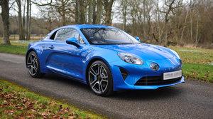 2018 Alpine A110 Premier Edition For Sale