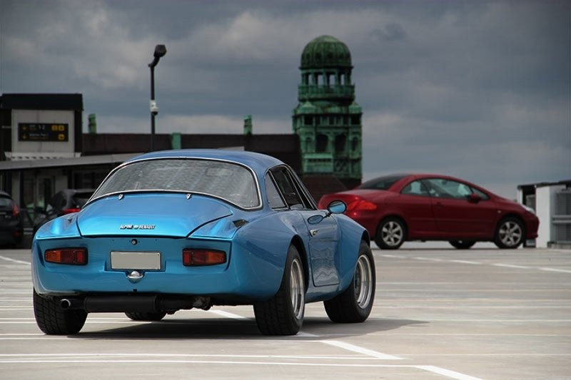 1971 Alpine-Renault A110 1600 S For Sale (picture 1 of 1)