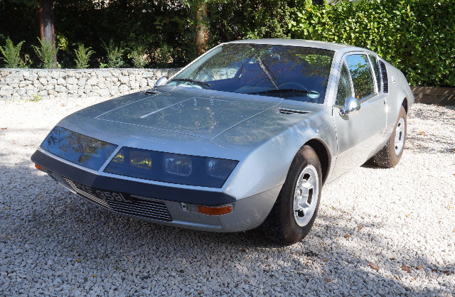 1973 Alpine A310/4 Rare, Fully Restored, Award Winning For Sale (picture 1 of 6)