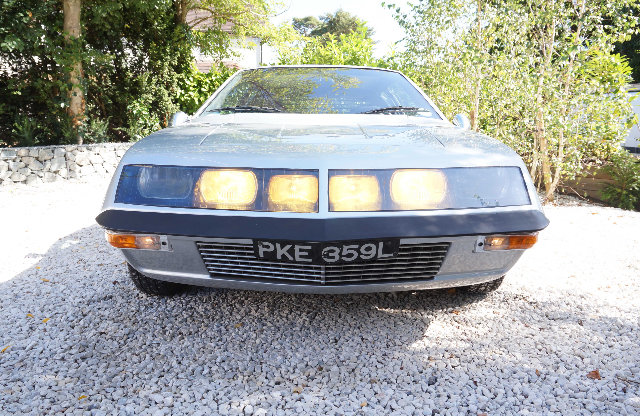 1973 Alpine A310/4 Rare, Fully Restored, Award Winning For Sale (picture 2 of 6)