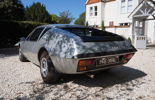 1973 Alpine A310/4 Rare, Fully Restored, Award Winning For Sale (picture 4 of 6)