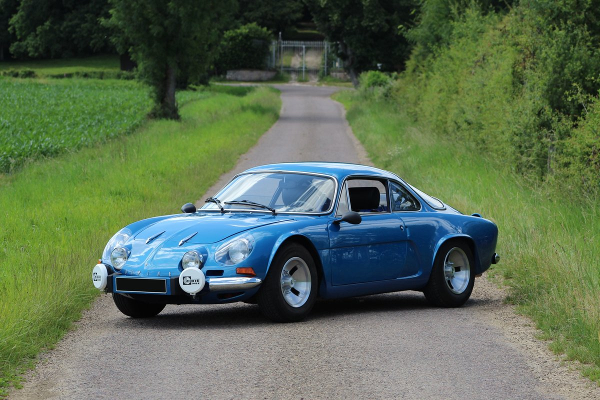 1978 Alpine A110 1600 SX For Sale by Auction (picture 1 of 6)
