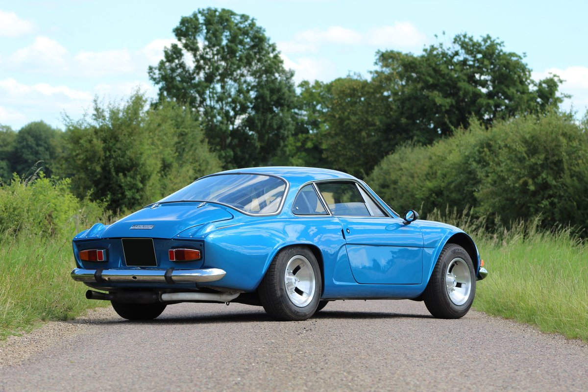 1978 Alpine A110 1600 SX For Sale by Auction (picture 2 of 6)