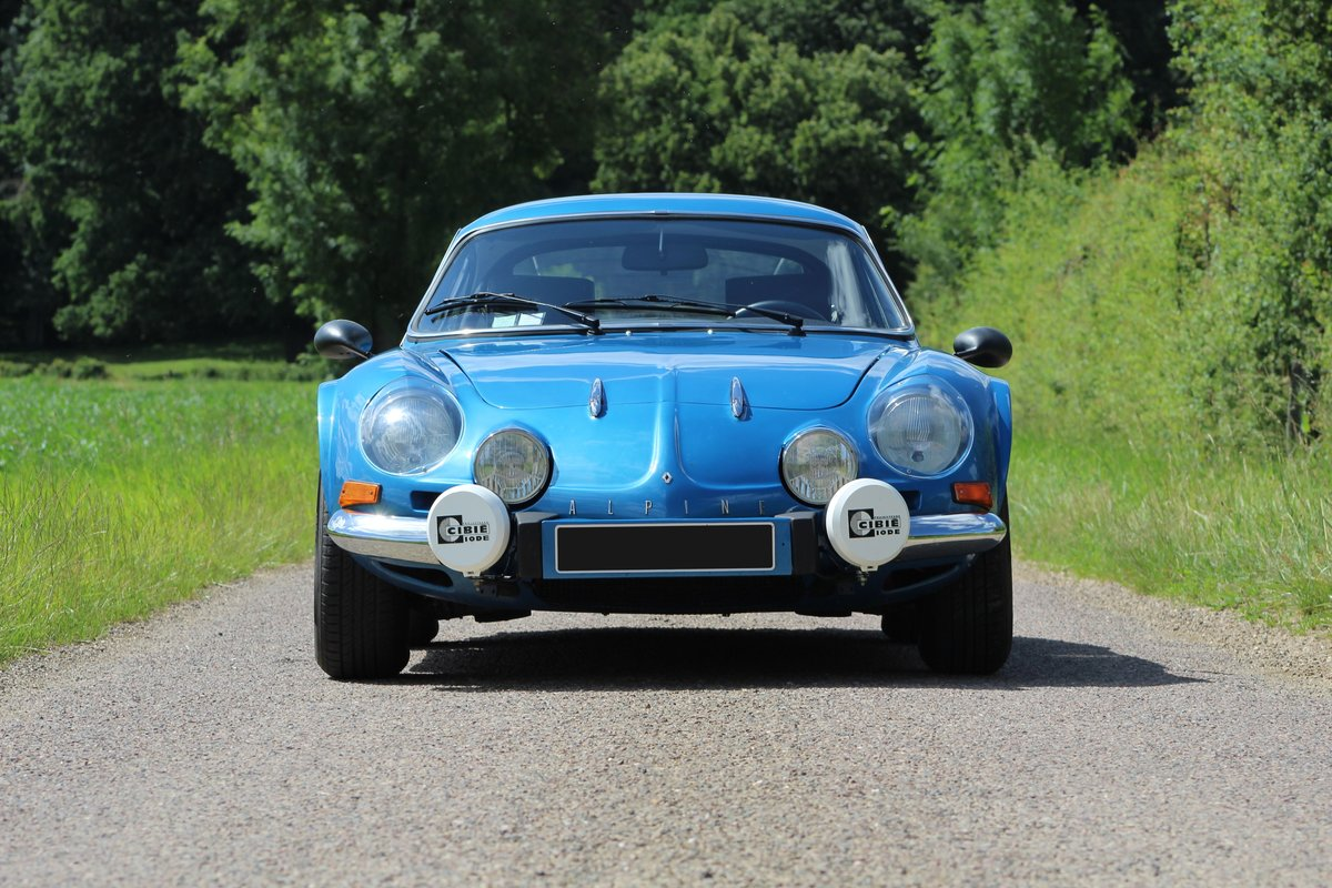 1978 Alpine A110 1600 SX For Sale by Auction (picture 3 of 6)