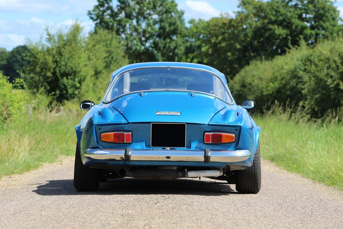 1978 Alpine A110 1600 SX For Sale by Auction (picture 4 of 6)