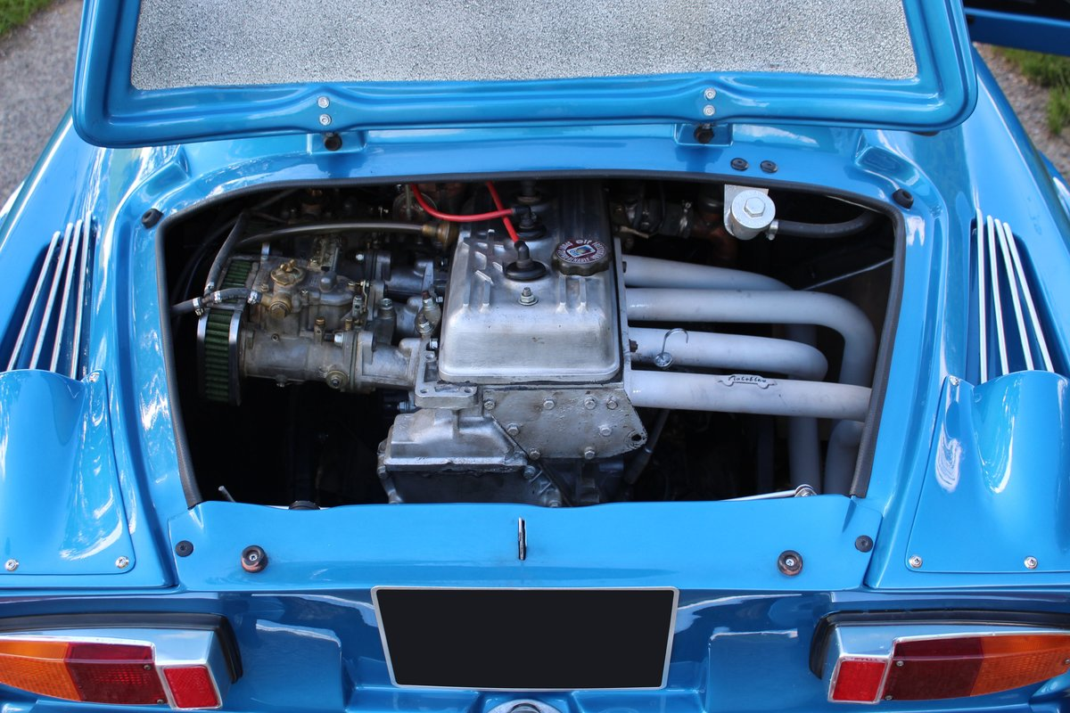 1978 Alpine A110 1600 SX For Sale by Auction (picture 6 of 6)