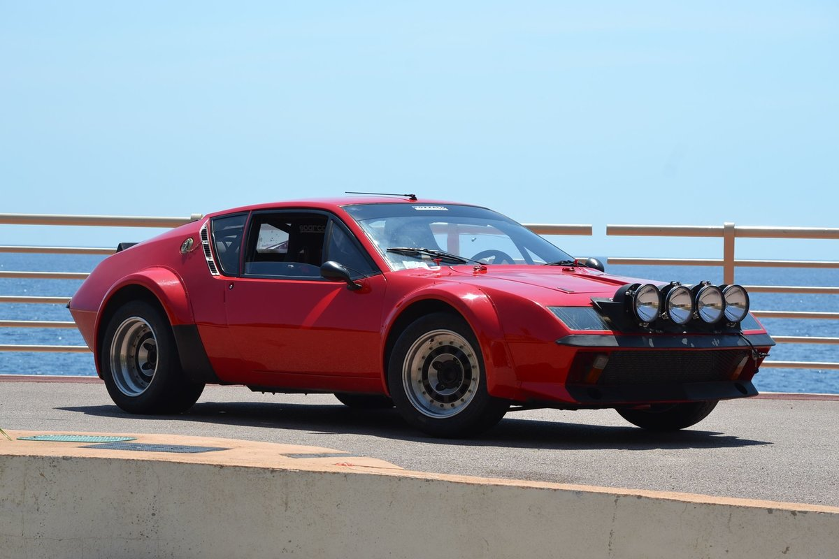 1977 Alpine A310 V6 Groupe 4 For Sale by Auction (picture 1 of 6)