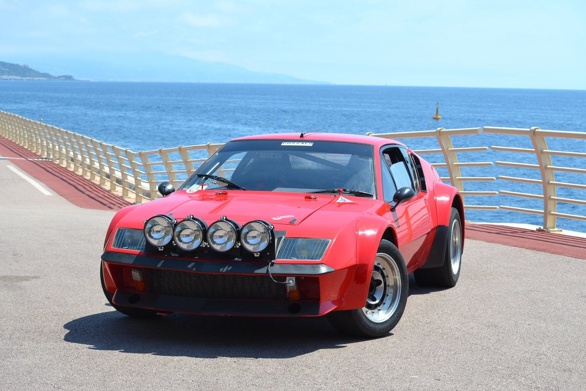 1977 Alpine A310 V6 Groupe 4 For Sale by Auction (picture 2 of 6)