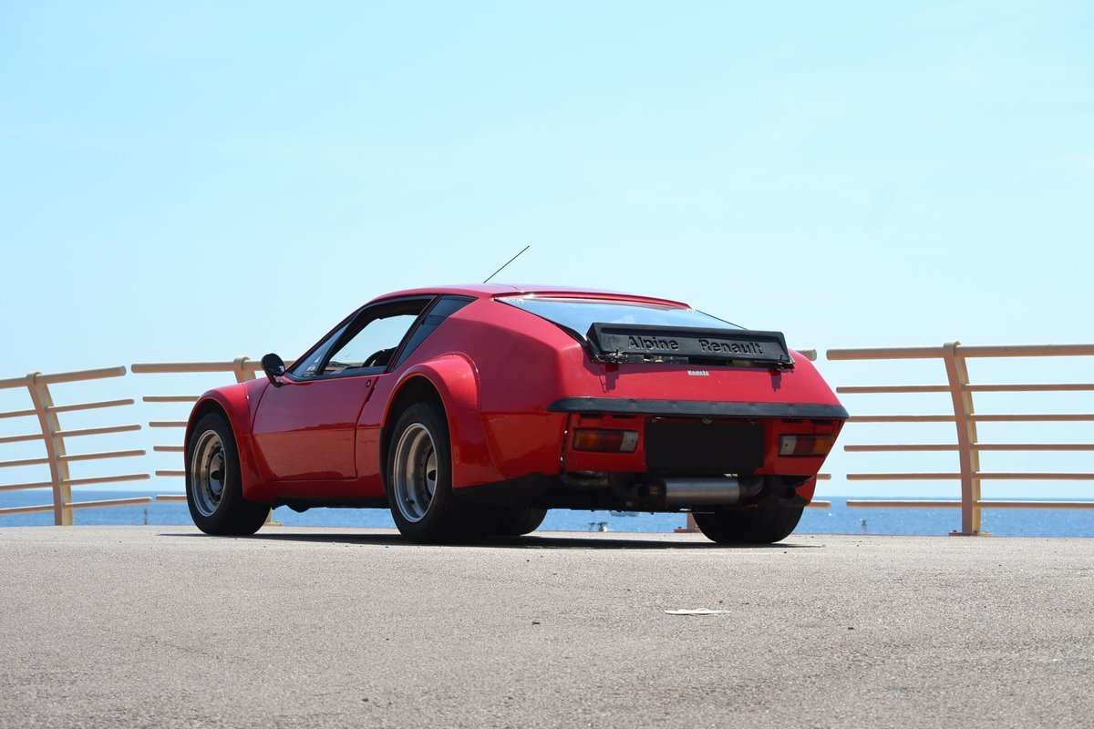 1977 Alpine A310 V6 Groupe 4 For Sale by Auction (picture 3 of 6)
