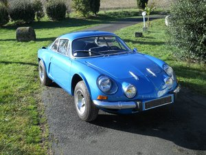 1976 Alpine A 110 1600 SX