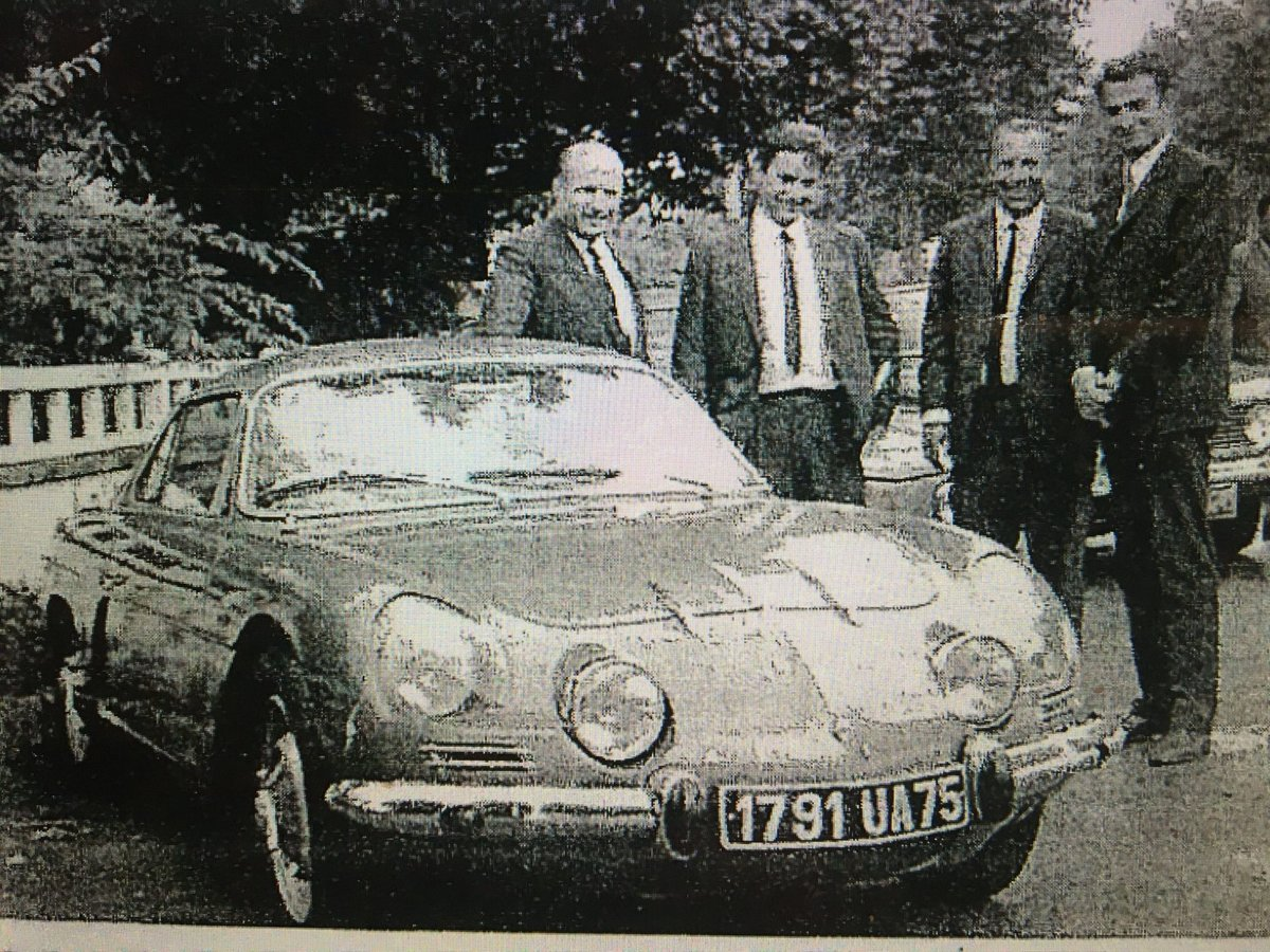 1967 Alpine A 110 For Sale (picture 2 of 6)