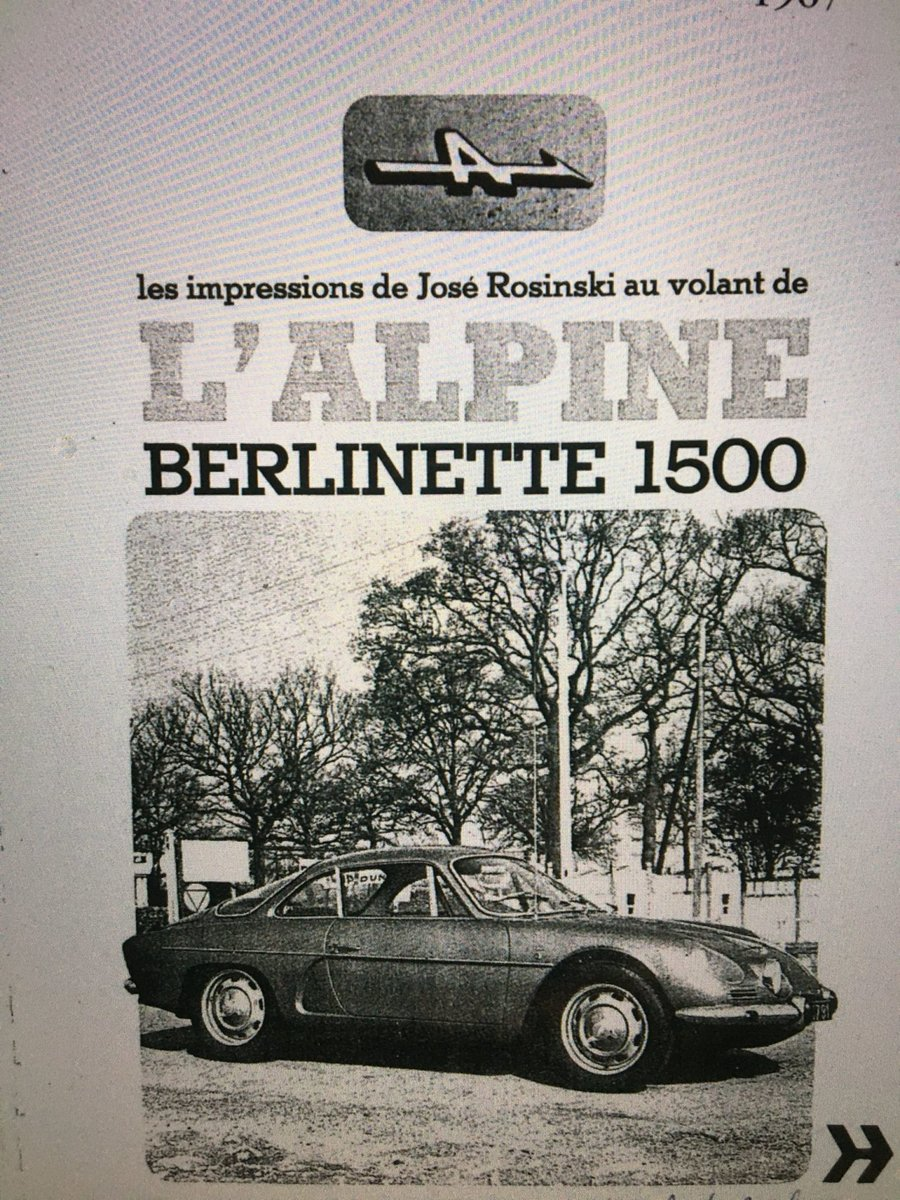 1967 Alpine A 110 For Sale (picture 4 of 6)