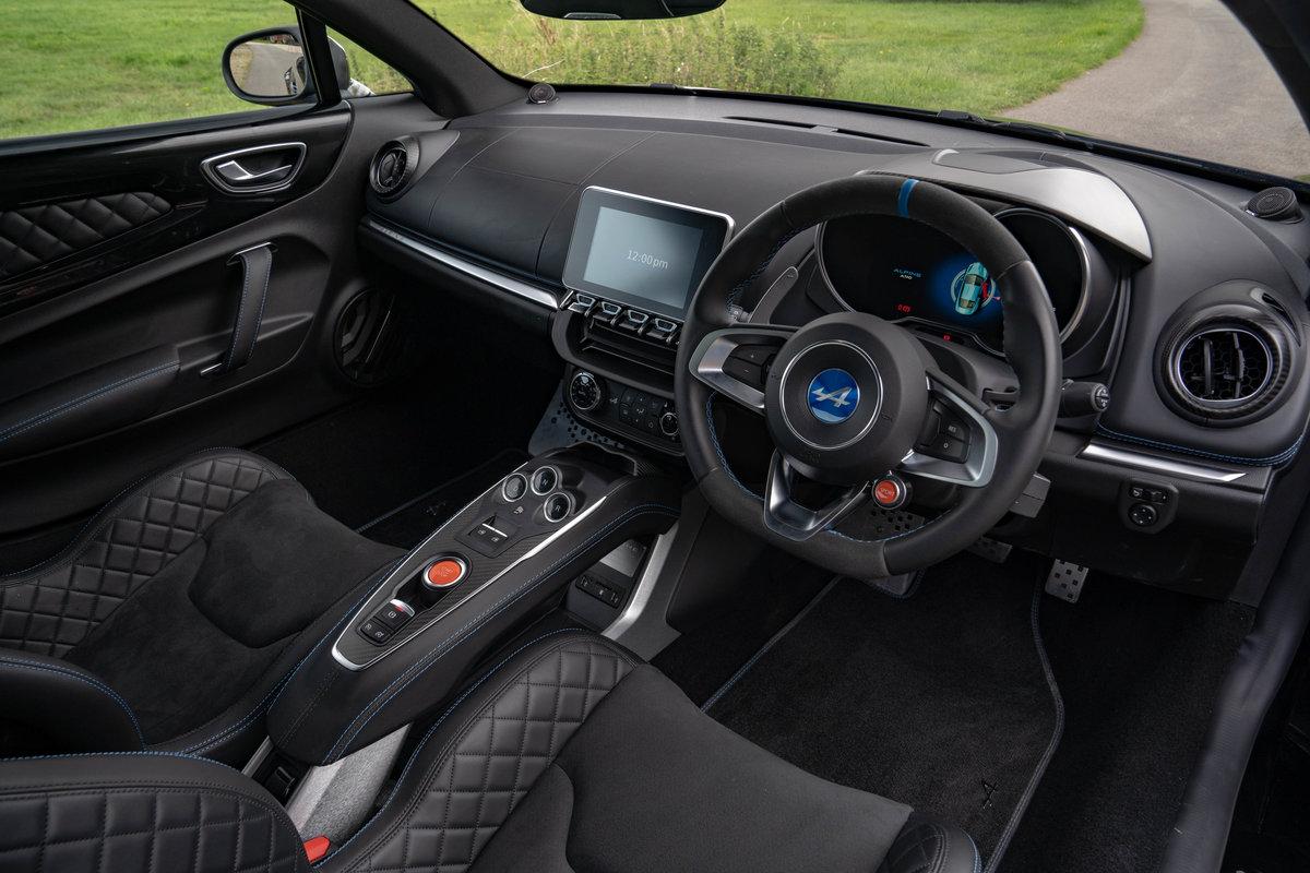 2018 Alpine A110S Premiere Edition - 2,500 miles - Pre-WLTP SOLD (picture 3 of 6)