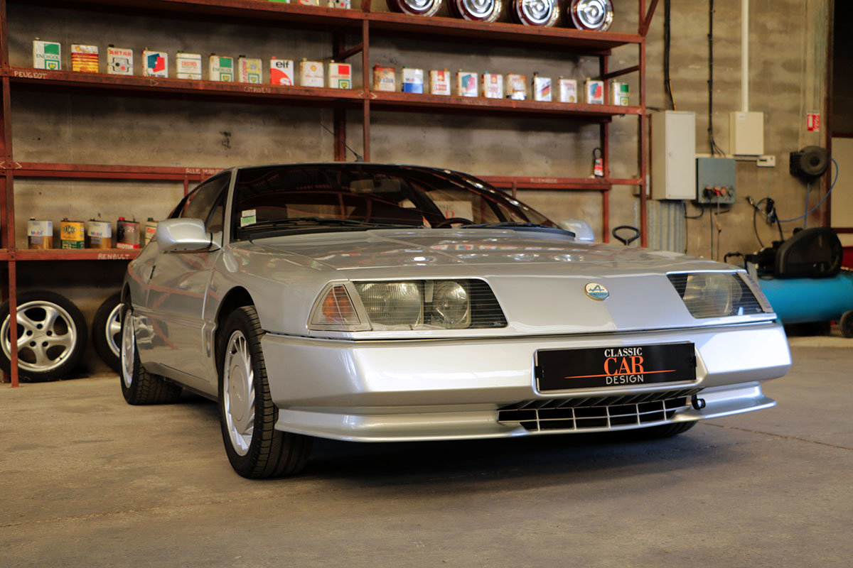 1989 Very nice Alpine V6 Turbo For Sale (picture 1 of 6)