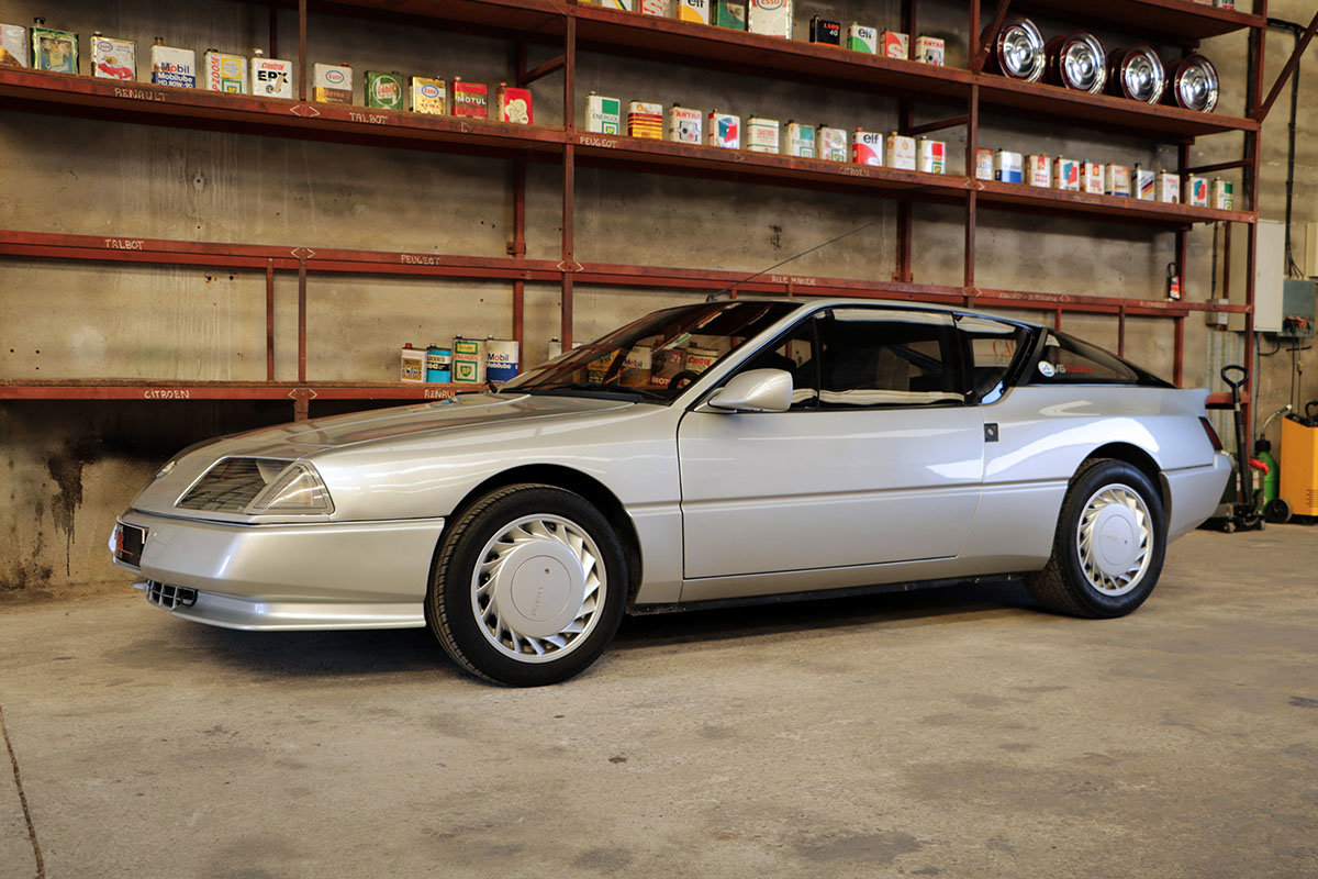 1989 Very nice Alpine V6 Turbo For Sale (picture 2 of 6)