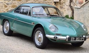 1968 Alpine 1100