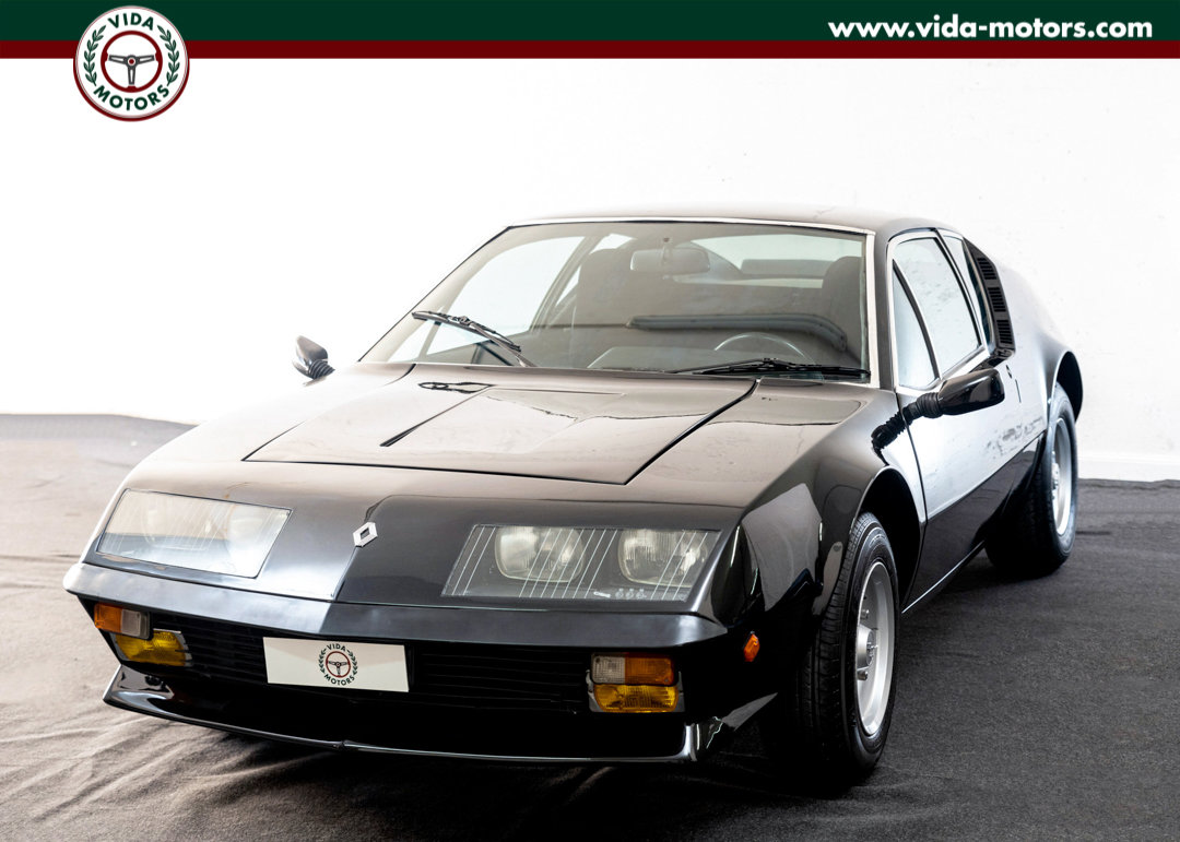 1979 A310 V6 *ASI CERTIFIED * FEW CARS LEFT * READY TO EXCITE For Sale (picture 1 of 6)