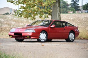 Picture of 1990 Alpine GTA V6 Turbo Mille Miles For Sale by Auction