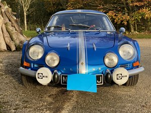 Picture of 1971 Iconic and rare Alpine A110 1600S (VB)
