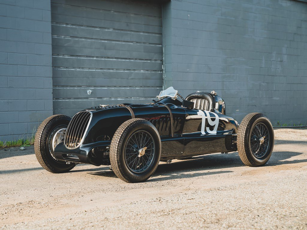 1936 Alta 2-Litre Grand Prix  For Sale by Auction (picture 1 of 6)