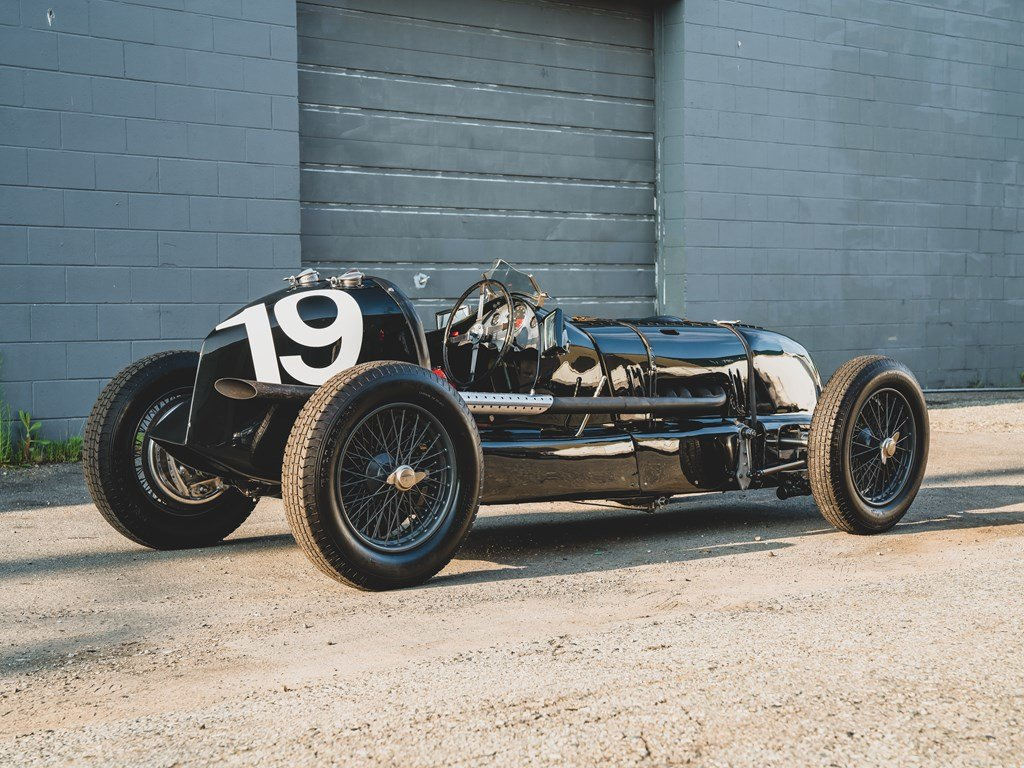 1936 Alta 2-Litre Grand Prix  For Sale by Auction (picture 2 of 6)