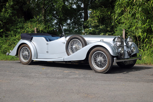 1940 Alvis Speed 25 For Sale (picture 1 of 6)