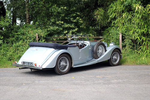 1940 Alvis Speed 25 For Sale (picture 2 of 6)