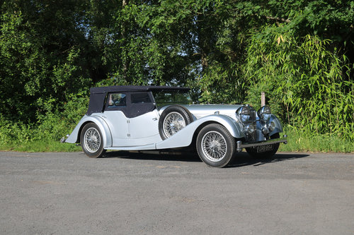 1940 Alvis Speed 25 For Sale (picture 3 of 6)