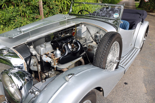 1940 Alvis Speed 25 For Sale (picture 5 of 6)