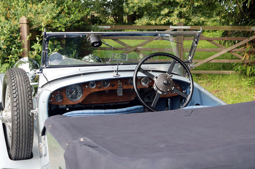 1940 Alvis Speed 25 For Sale (picture 6 of 6)