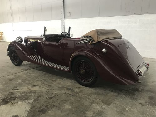 Alvis 4.3 Model 1937 Chassis No: 14307 For Sale (picture 2 of 6)