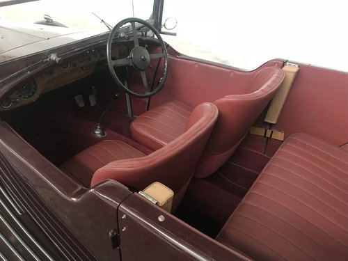 Alvis 4.3 Model 1937 Chassis No: 14307 For Sale (picture 4 of 6)