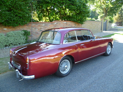 1966 ALVIS TF21 SALOON SOLD (picture 3 of 6)