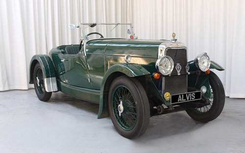 1932 TL 12/60  Beetleback by Wilkinsons For Sale (picture 1 of 2)