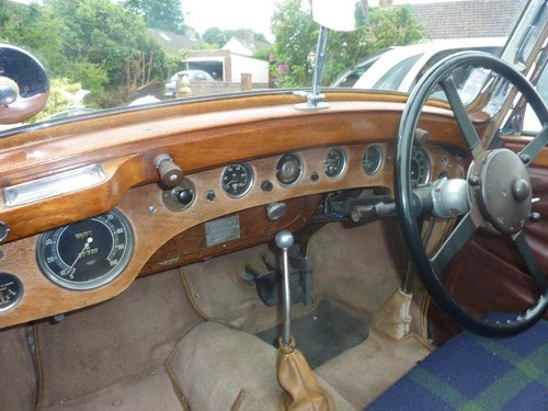1937 Alvis Speed 25 For Sale (picture 3 of 6)