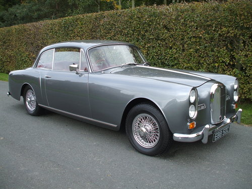 1965 Alvis  TE21  Concours Car For Sale SOLD (picture 1 of 6)