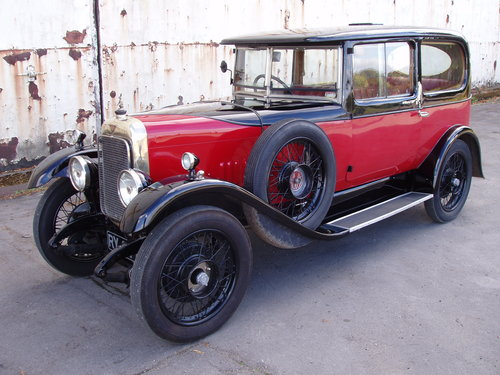 1927 Alvis 12/50 TG Sports saloon For Sale (picture 1 of 6)