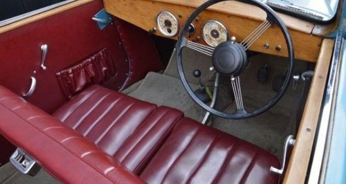 1946 Alvis TA14 Pennock Cabrio  For Sale (picture 5 of 6)