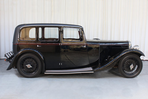 1934 Sixteen SF16.95 6 light Saloon by Holbrook For Sale (picture 3 of 6)