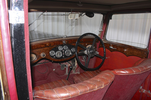 1934 Sixteen SF16.95 6 light Saloon by Holbrook For Sale (picture 5 of 6)