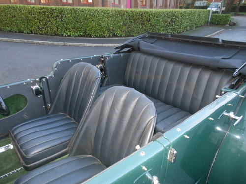 1933 Alvis Speed 20 SA Cross and Ellis Tourer For Sale (picture 6 of 6)